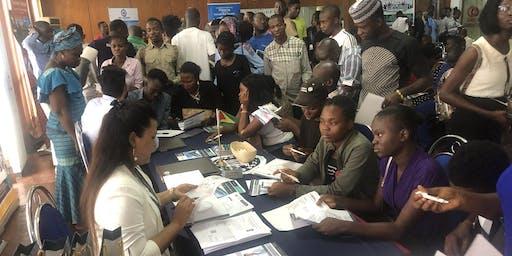 Nigeria Student Recruitment Education Fair January 2020