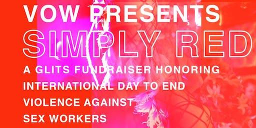 VOW presents a GLITS fundraiser honoring IDEVASW