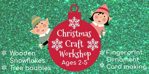Christmas Crafts for ages 2-5