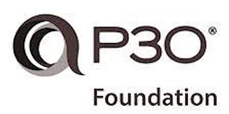 P3O Foundation 2 Days Training in Edinburgh tickets