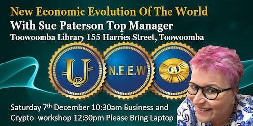 New Economic Evolution of the World Toowoomba