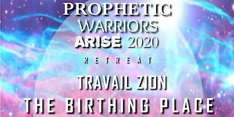 Precise  Praise Mime Presents PROPHETIC WARRIORS ARISE RETREAT 2020 tickets