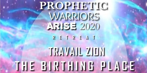 Precise  Praise Mime Presents PROPHETIC WARRIORS ARISE RETREAT 2020