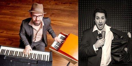 Matti Klein Soul Trio feat. Mando Tickets