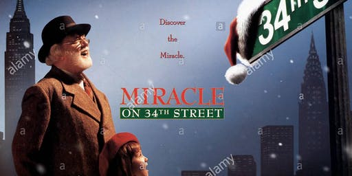 Miracle on 34th Street-Matinee Showing