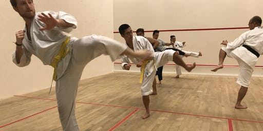 Shorinji Kempo: Martial Art & Meditation [日本少林寺拳法: 武道]