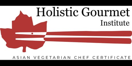 "What is ""Holistic Gourmet"" ?〜Asian Vegan/Plant-based Party Potluck class tickets"
