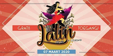 Courzand's Latin Night tickets