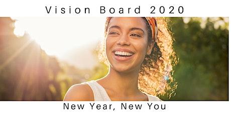 Vision Board 2020 tickets