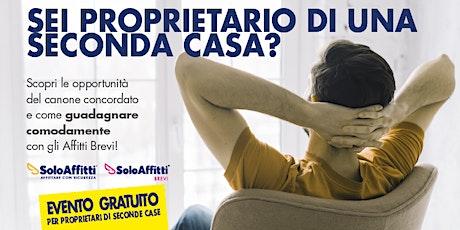 AFFITTI BREVI E CASE VACANZA NUOVE OPPORTUNITÀ DI BUSINESS PER I PROPRIETARI biglietti
