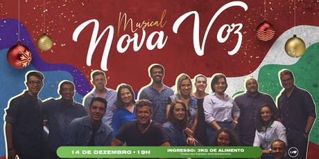 Musical Nova Voz | VOU tickets