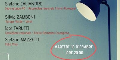 Emilia-Romagna e futuro. Idee a confronto.