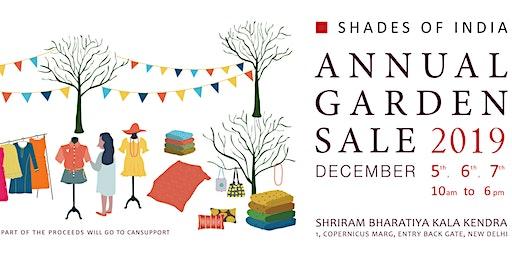 Annual Garden Sale 2019