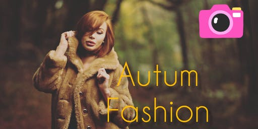 Autumn Fashion Workshop