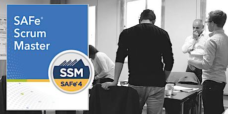 Scrum Master  - SAFe® 4.6 tickets