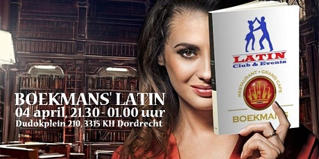 Boekmans' Latin Chapter III tickets