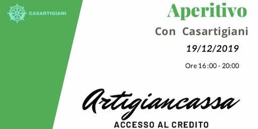 Artigiancassa Point Casartgiani Open Day
