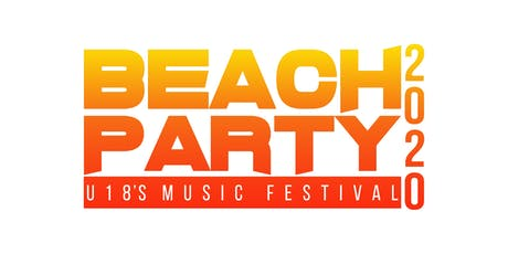 U/18s Beach Party 2020 tickets