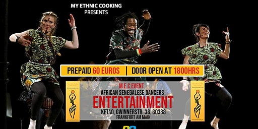 African cooking and catering