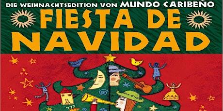 MUNDO CARIBENO - Fiesta de Navidad Tickets