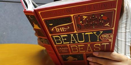 Club de lectura del CEO: La Bella y la Bestia entradas