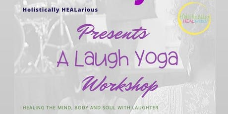 Laugh Yoga Workshop  tickets