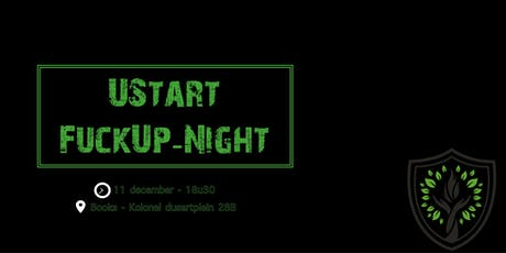UStart FuckUp-Night tickets