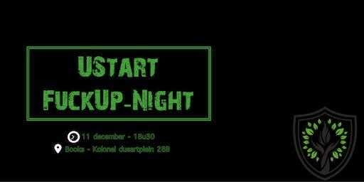 UStart FuckUp-Night