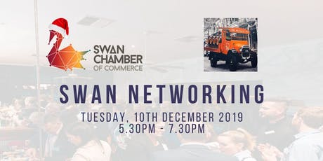 Swan Networking @ The Russell Inn tickets