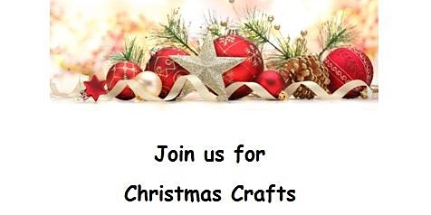 Longlevens Library - Children's Christmas Crafts
