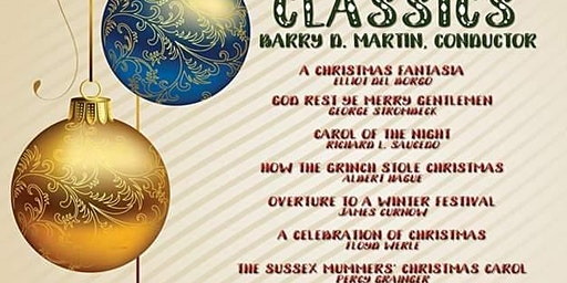 Concert - Christmas Classics