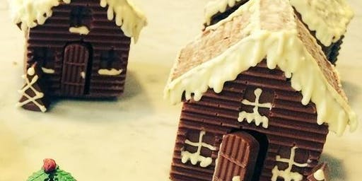 Chocolate Making - Christmas Cocoa Houses