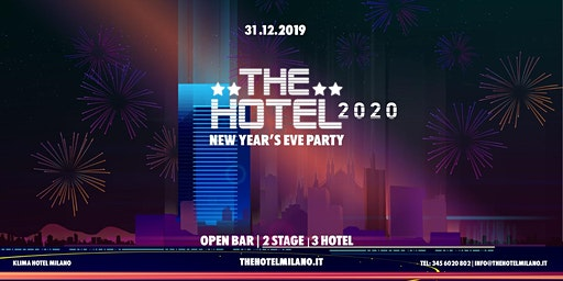 New Year's Eve Party - Klima Hotel Milano Fiere - 31 Dicembre