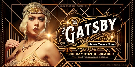 New Years Eve 2019 - Salsa Party Gatsby Style! tickets