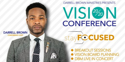 DBM 2020 Vision Conference