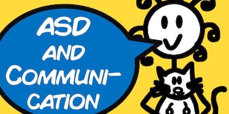 Communication & Autism (Webinar) tickets