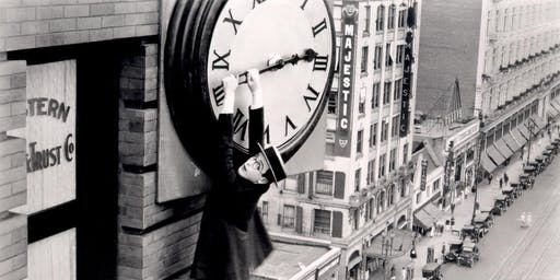 Harold Lloyd's 'Safety Last' (U) with Neil Brand acccompanying live on piano