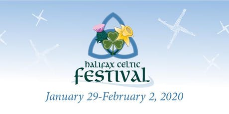 Halifax Celtic Festival - Sponsor and Display Bookings tickets