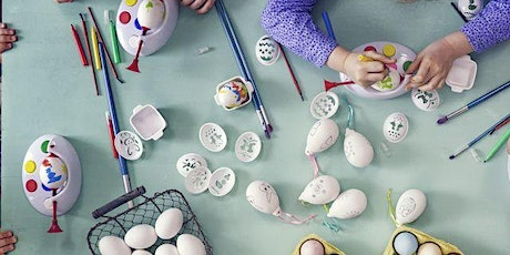 Easter crafty Day tickets