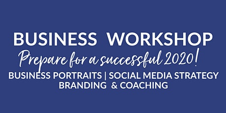 Business & Branding Workshop tickets