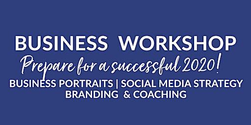 Business & Branding Workshop