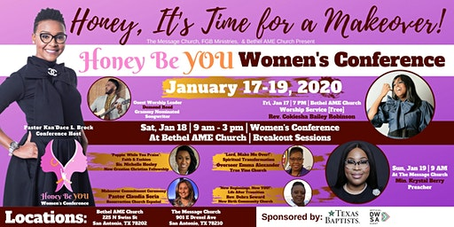 Honey Be YOU Women's Conference