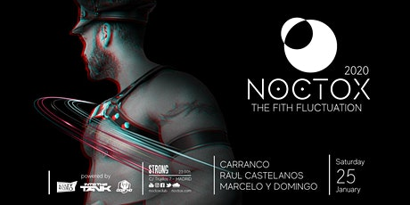 NOCTOX, The Fith Fluctuation entradas