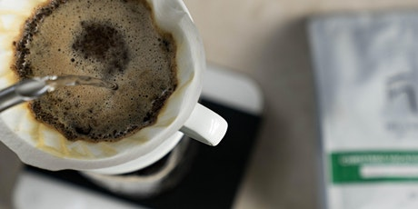 Learn w/ Luke : Coffee Brewing at Home  tickets