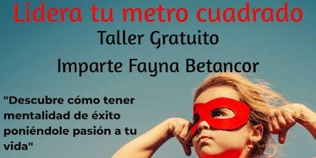 """Taller GRATUITO """"LIDERA TU METRO CUADRADO"""" Las Palmas de Gran Canaria entradas"""
