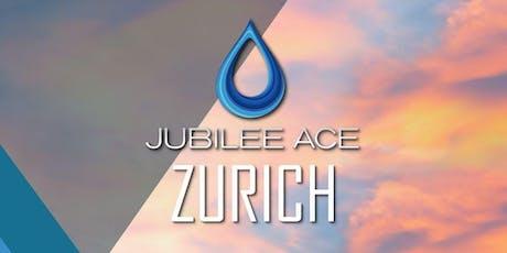 Jubilee Ace in Zürich Tickets
