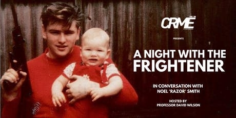 """A Night with """"The Frightener"""" tickets"""