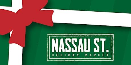 Nassau St. Holiday Market tickets