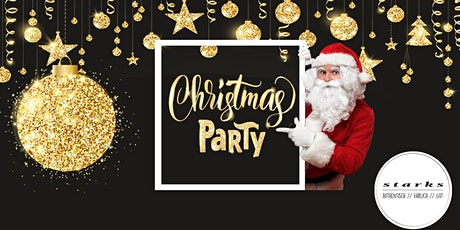 X-MAS PARTY 2019 tickets
