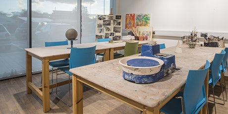 Taster Pottery Session Wednesday Evening 6.30pm - 8pm tickets